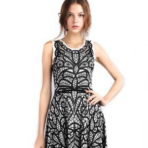 BCBGMAXAZRIA Talulah Dress Cute!